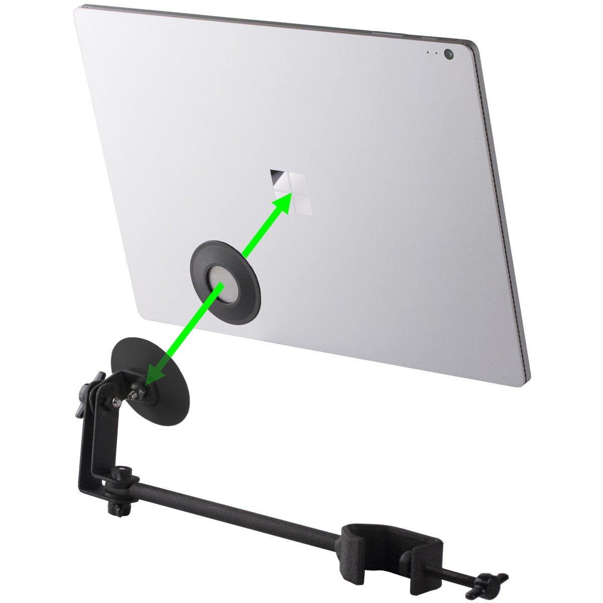 Mic / Music Stand Magnetic Tablet Holder (MSTH)