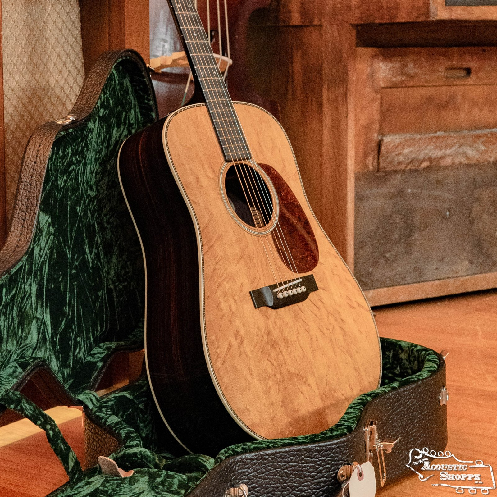 Bourgeois Dreadnought Aged Tone Bearclaw Sitka Spruce/Indian Rosewood #8942
