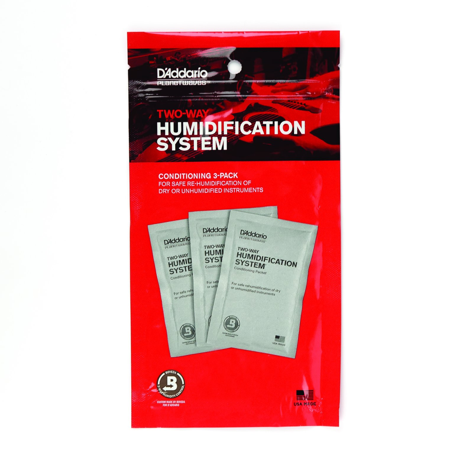 PW-HPCP-03 Two-Way Humidification System Conditioning Packets 75% PW-HPCP-03
