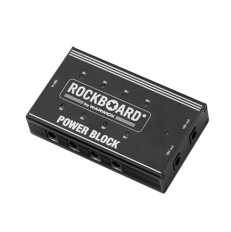 RockBoard DC Power Block