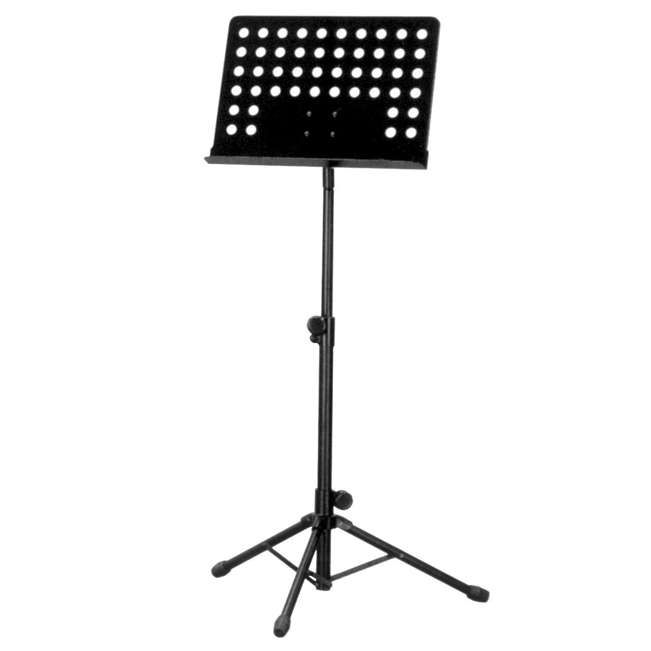 TML SM-051 Delux Music Stand Punched Hole