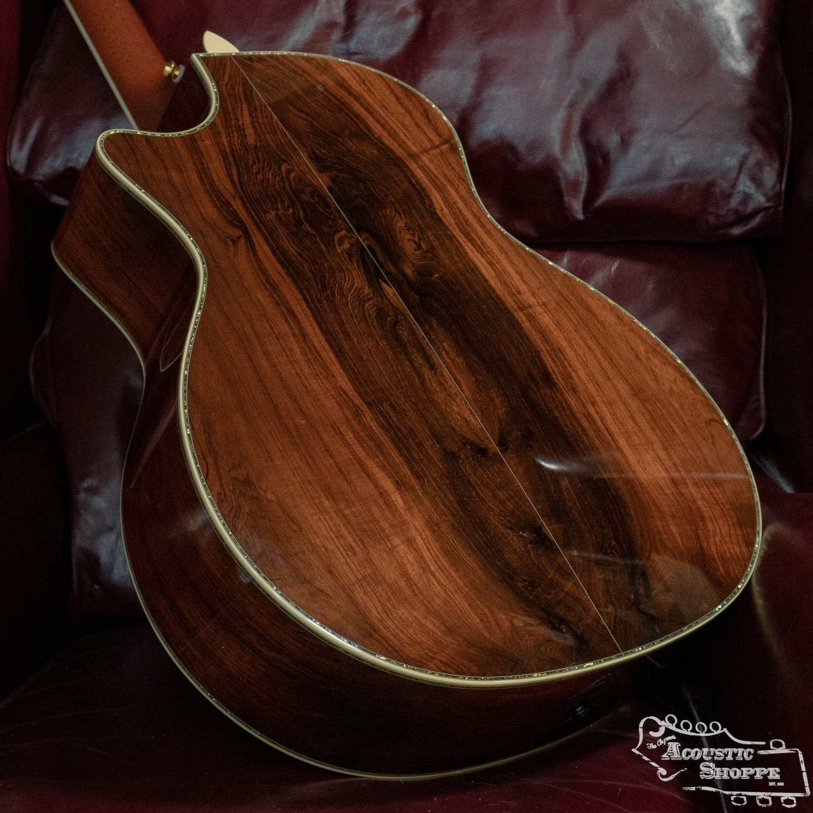 (Used) Taylor Limited Presentation Series Grand Auditorium PS-14-CE Spruce Top/Brazilian Rosewood Back & Sides #1022