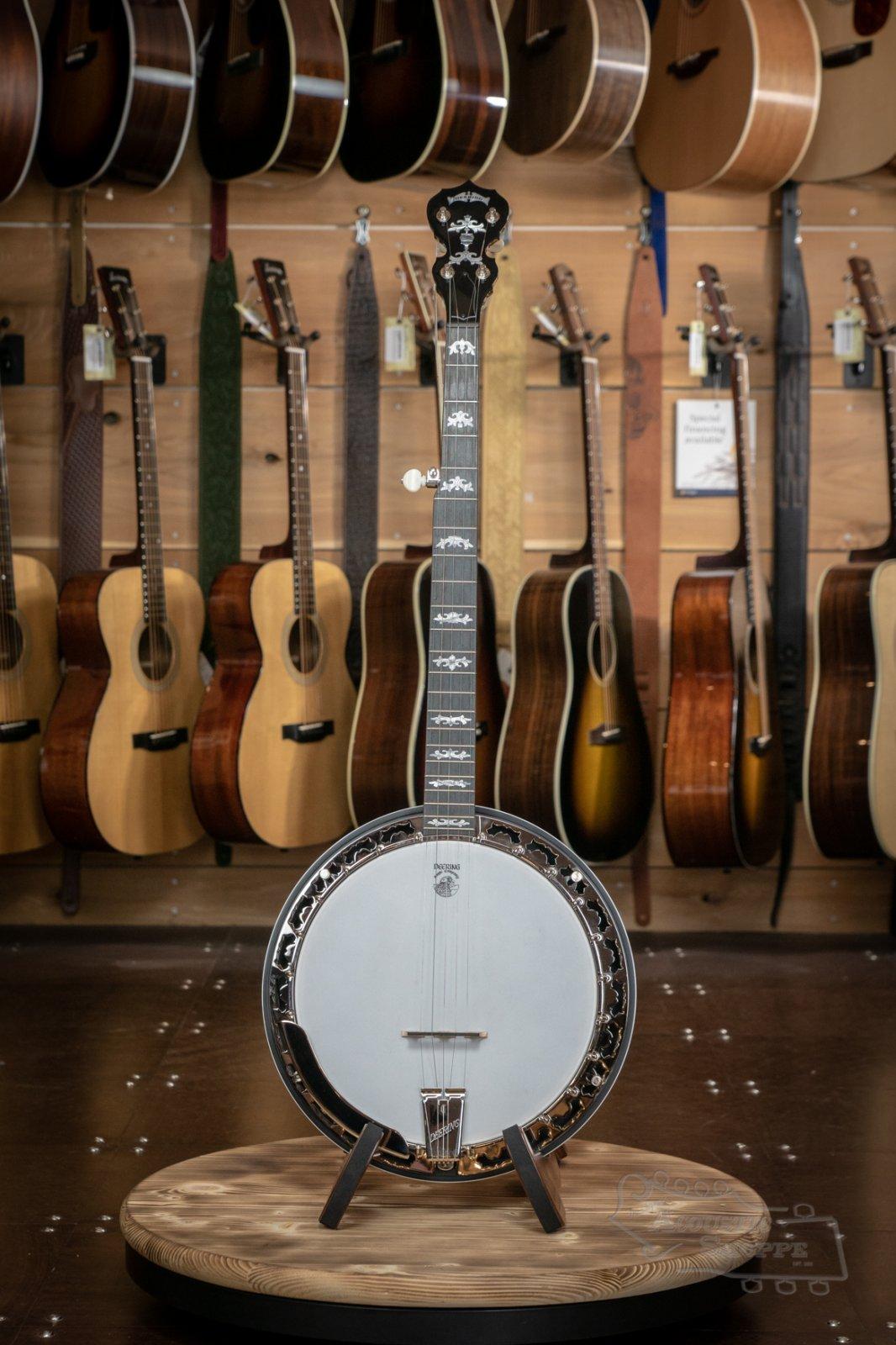Deering Eagle II 5 String Banjo #1317