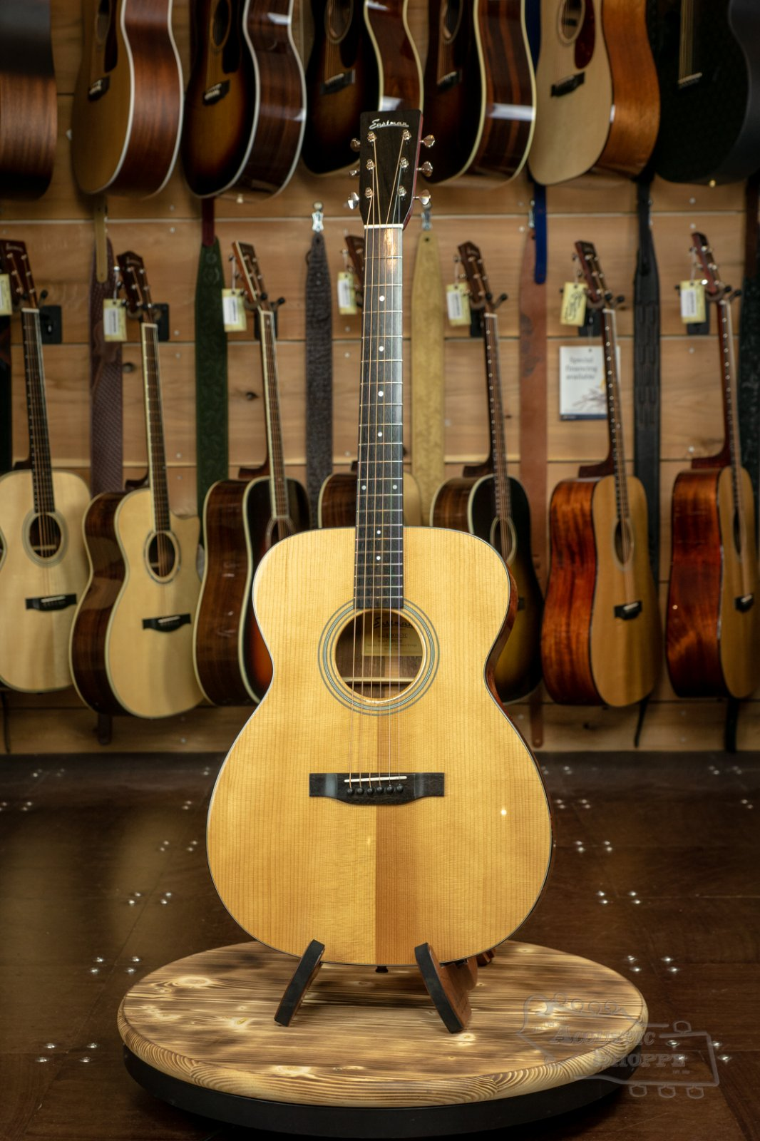 Eastman E10OM-TC ThermoCured Orchestra Model #7049
