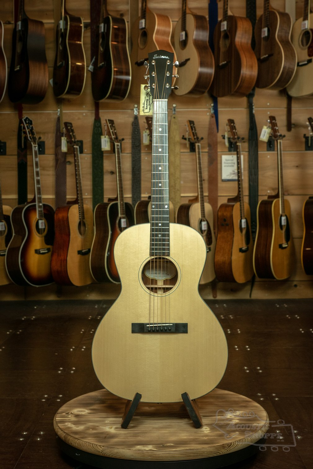Eastman E1OOSS-LTD Adirondack Top Limited Edition Acoustic #41/250