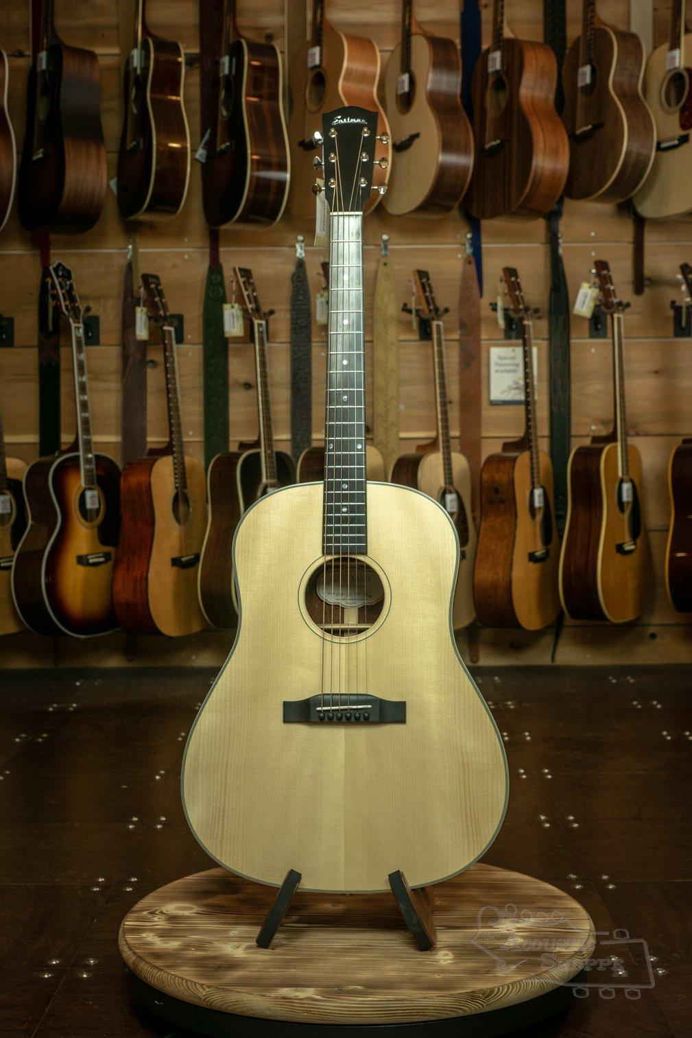 Eastman E1SS-LTD Slope Shoulder Adirondack Top Limited Edition Dreadnaught Acoustic #84/250