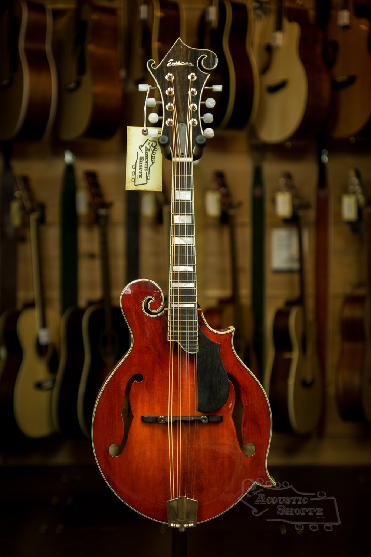 Eastman MD615 F-Style Mandolin
