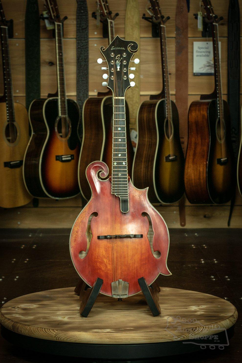 Eastman MD815/V F-Style Mandolin Antique Varnish #2611