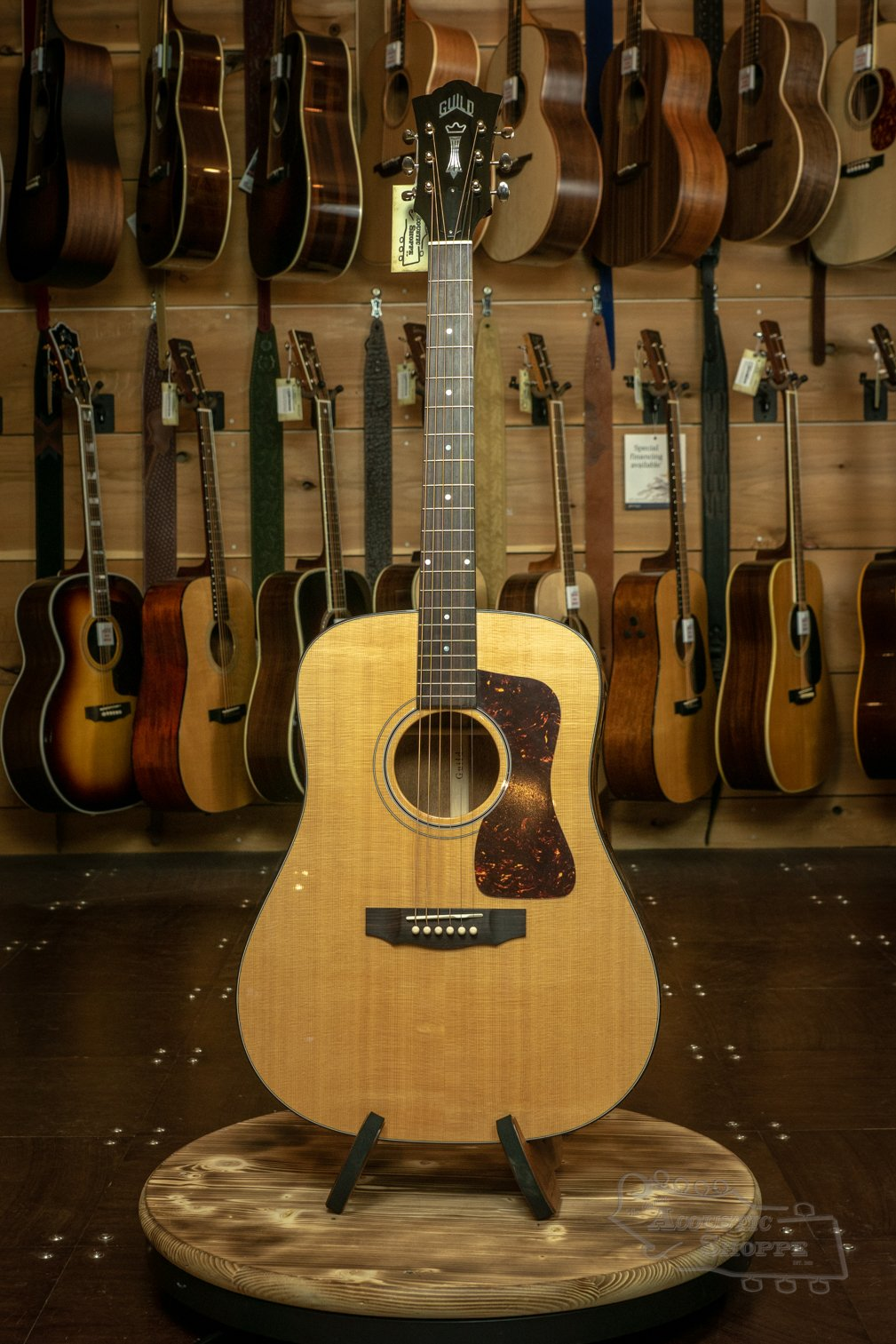 Guild USA D-40 Traditional NAT  #C193737