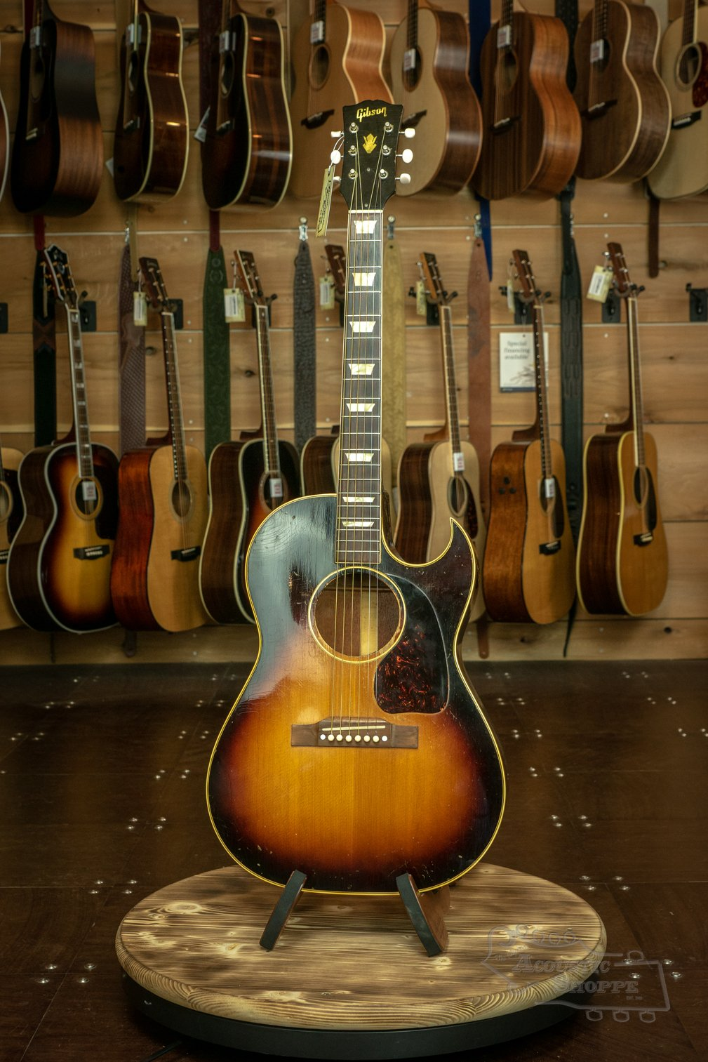 (Vintage) 1954 Gibson CF-100