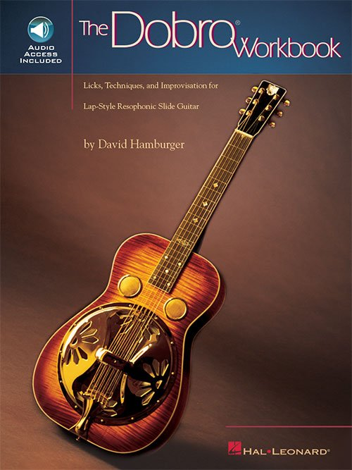 The Dobro Workbook w. CD (HL00695167)