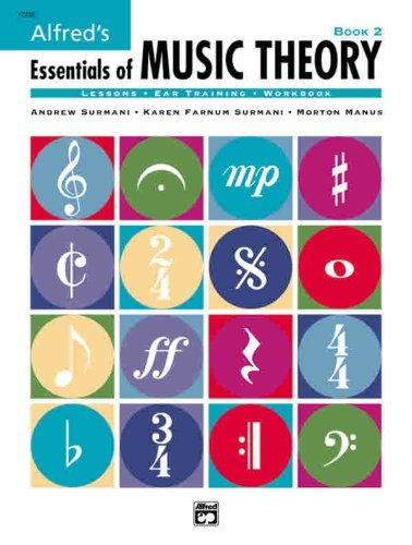 Alfred's Essentials of Music Theory Book 2