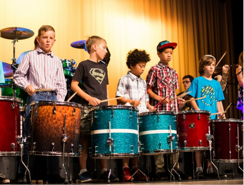 Spring - Drum Class - Tuesday 6:00-7:00pm