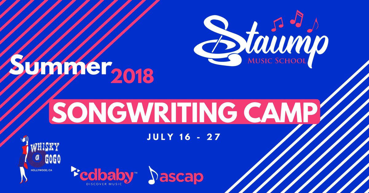 Songwriting Camp (Sold Out)