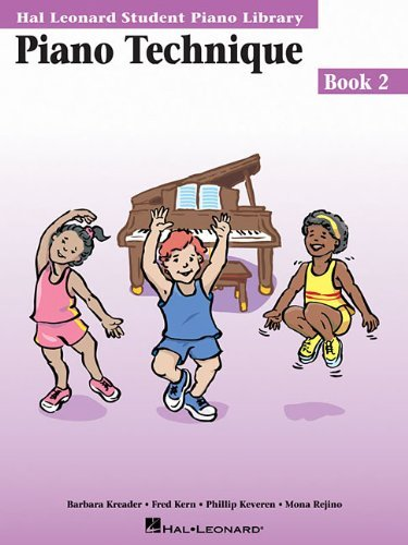 Piano Technique Book 2