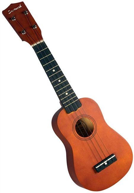 Savannah Ukulele Soprano Natural