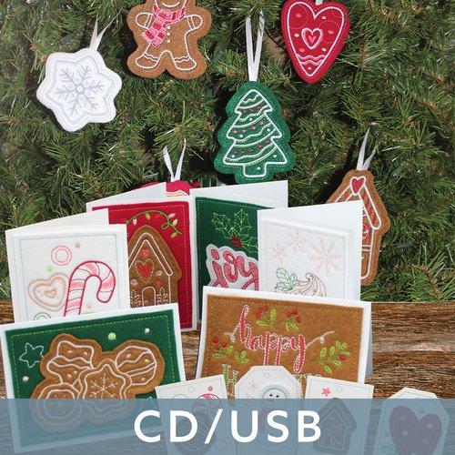 OESD Warm & Cozy Greetings CD