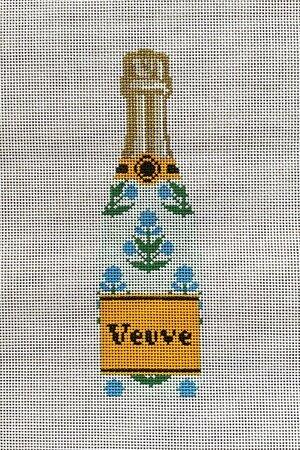 Block Print Champagne