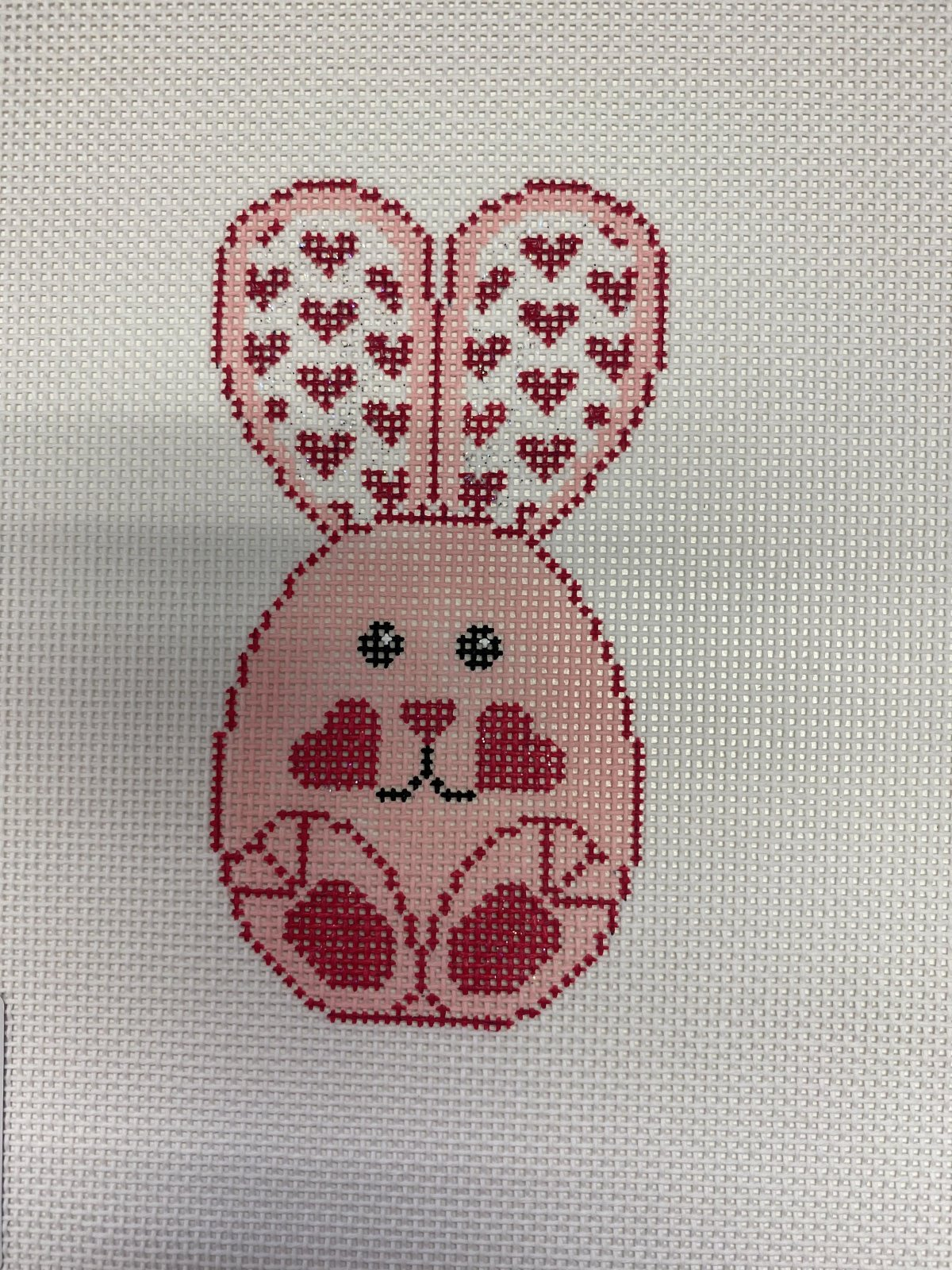 Easter Bunny, Bow