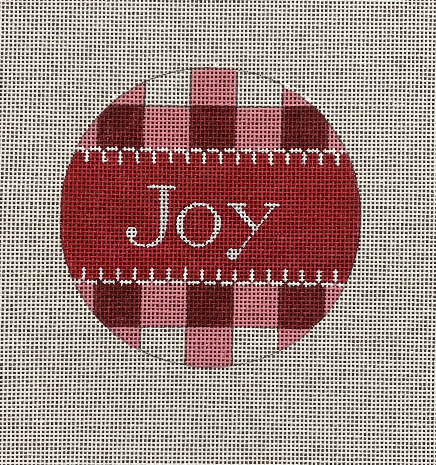 Joy Red Gingham
