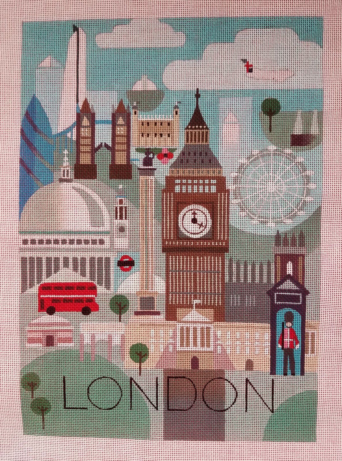 London-World Travel Posters