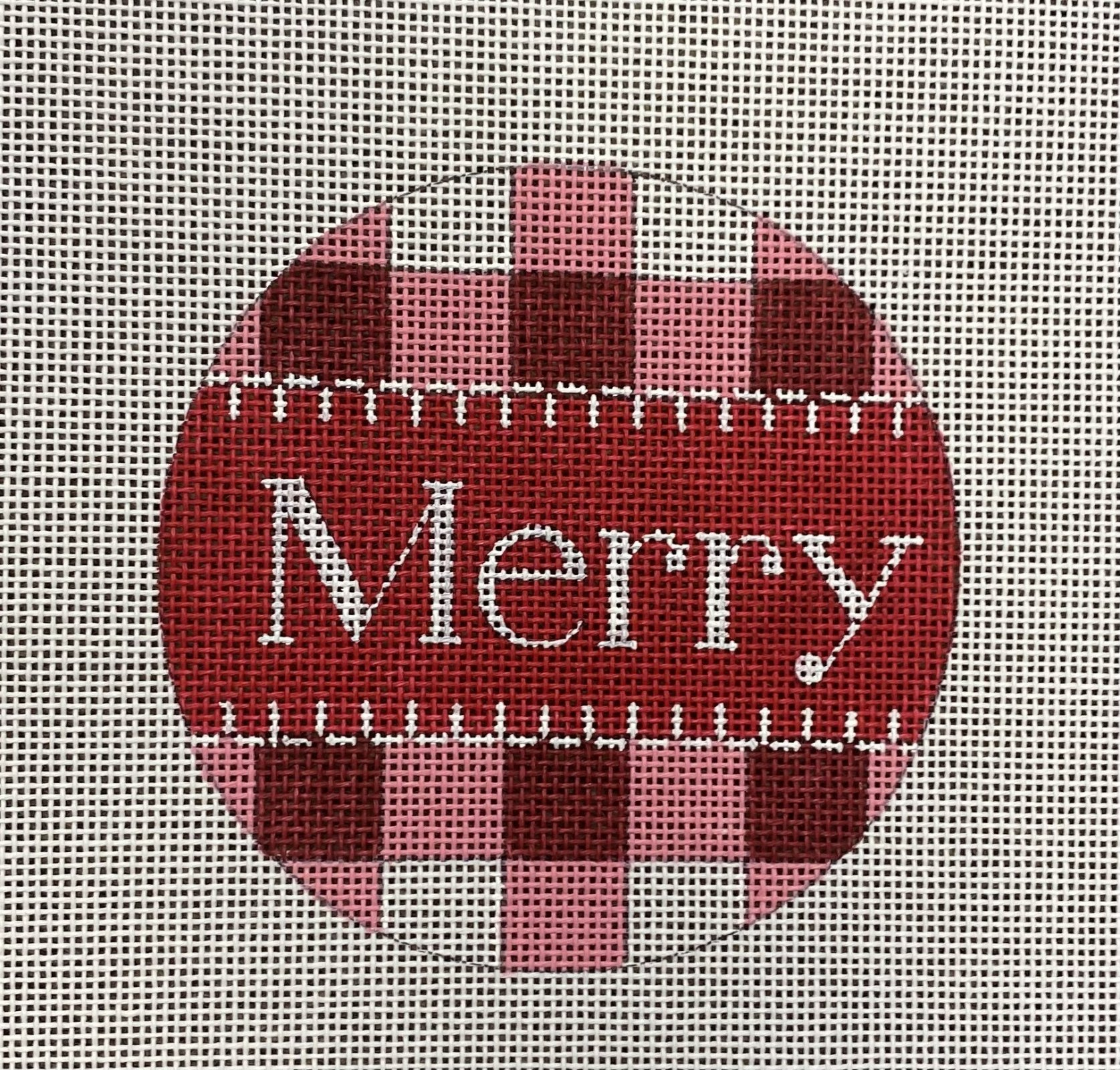 Merry Red Gingham