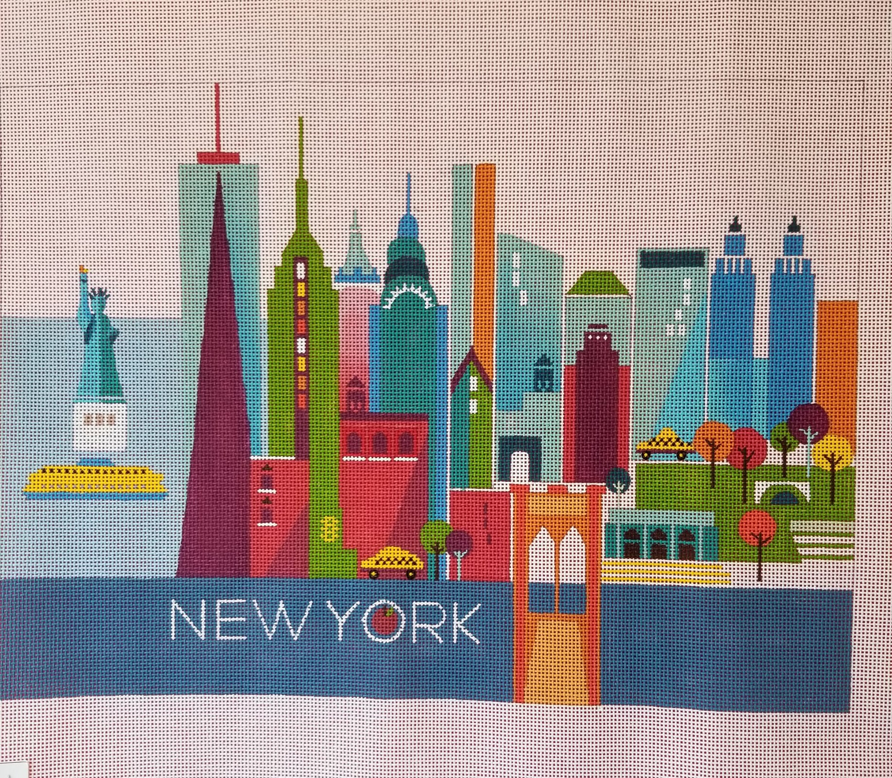 New York - USA Travel Posters
