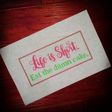 Life is Short...