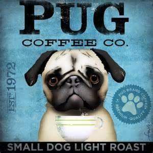 Pug Coffee