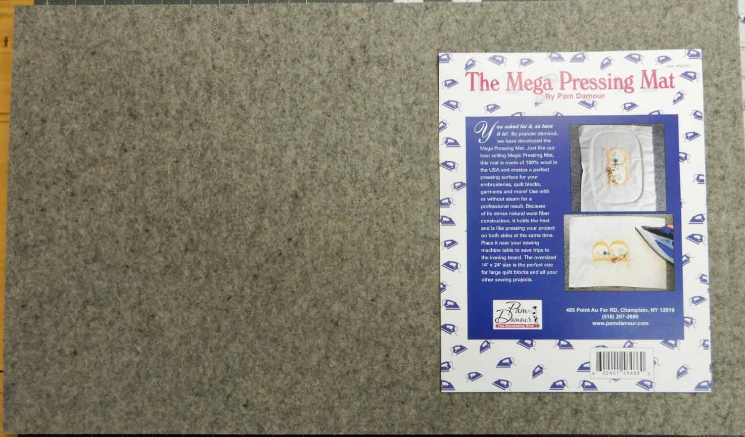 The Magic Pressing Mat 14 x 24