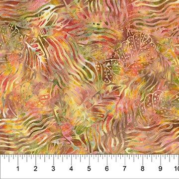 Carnivale - Strawberry Field Batik 80533-37