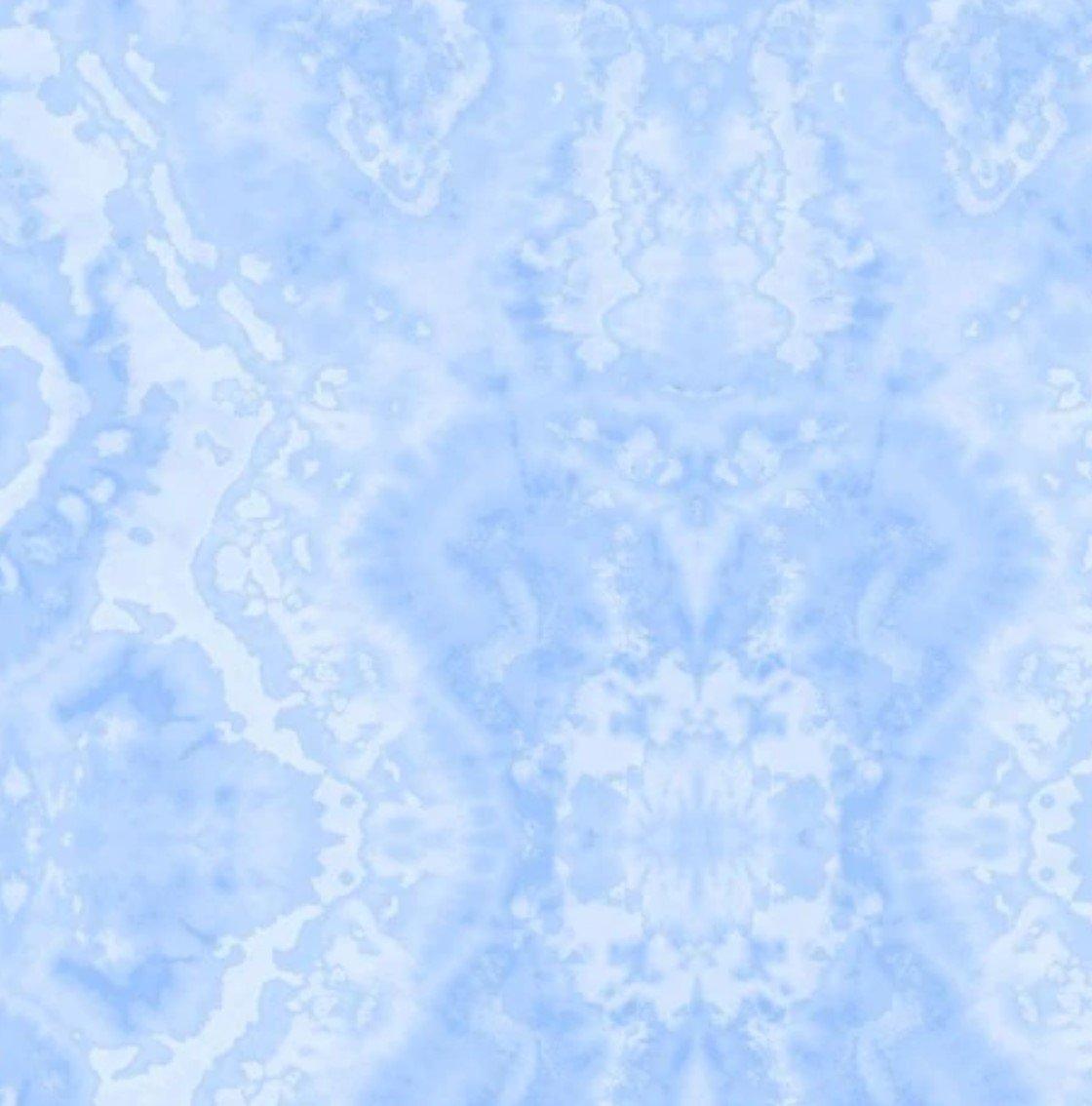 Comfy Prints Blue Flannel