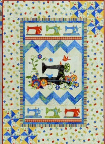 A Stitch in Time Wallhanging Kit