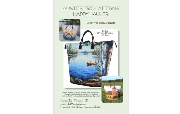 Annies Two Pattern Happy Hauler