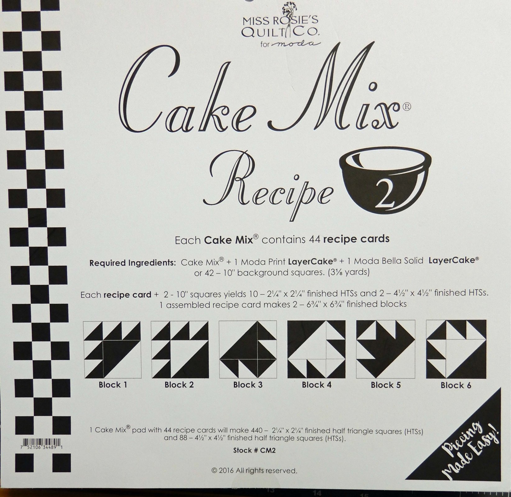 Cake Mix Recipe volume 2