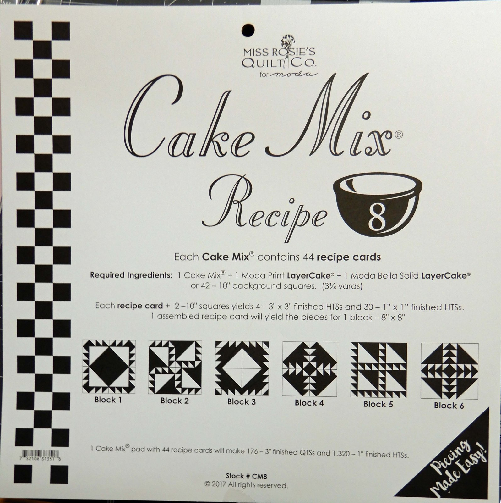 Cake Mix Recipe volume 8