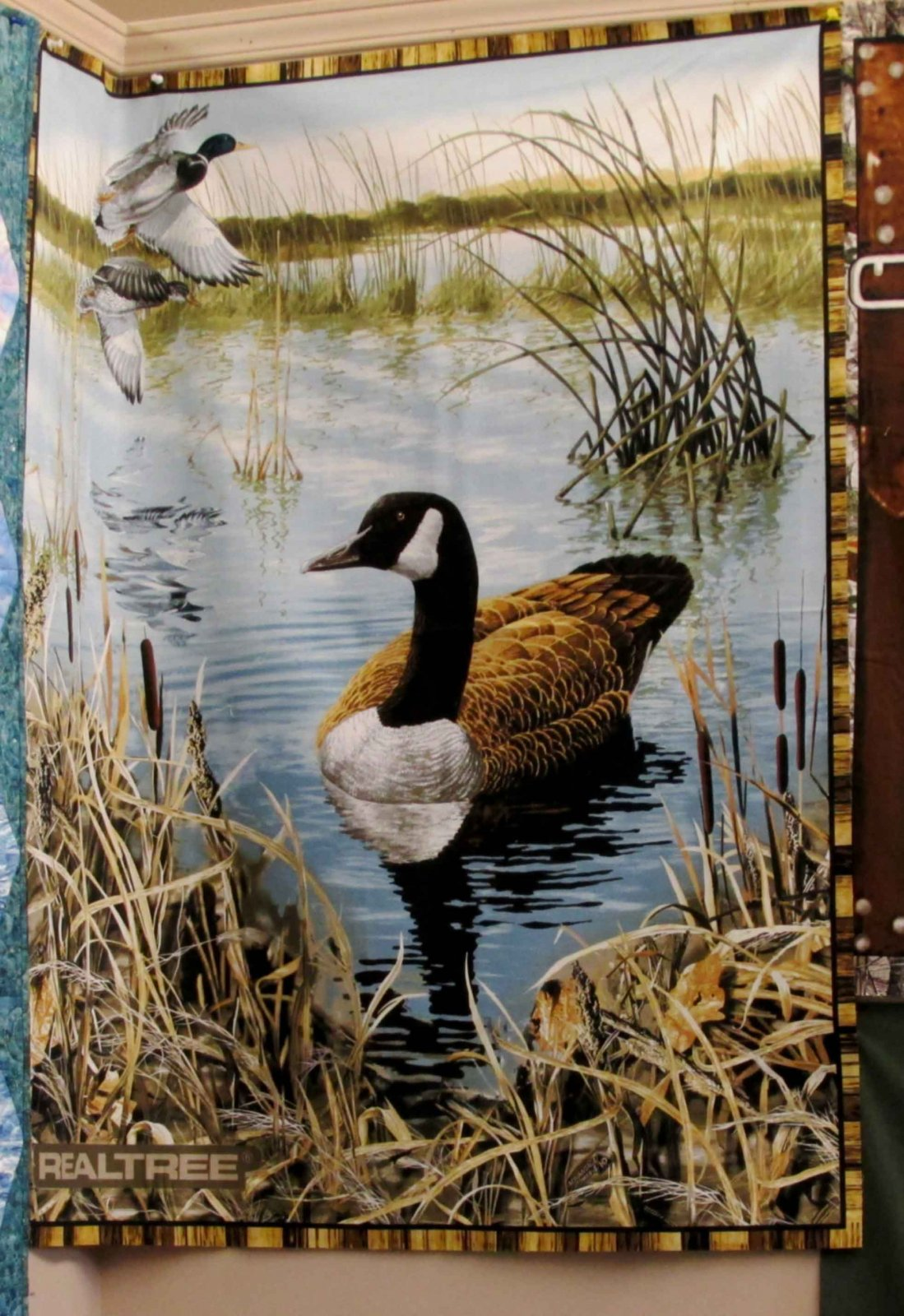 Canadian Goose Panel
