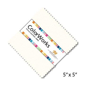 ColorWorks Premium Solid 9000 Precuts Pack - Neutrals CCOLOR42-11