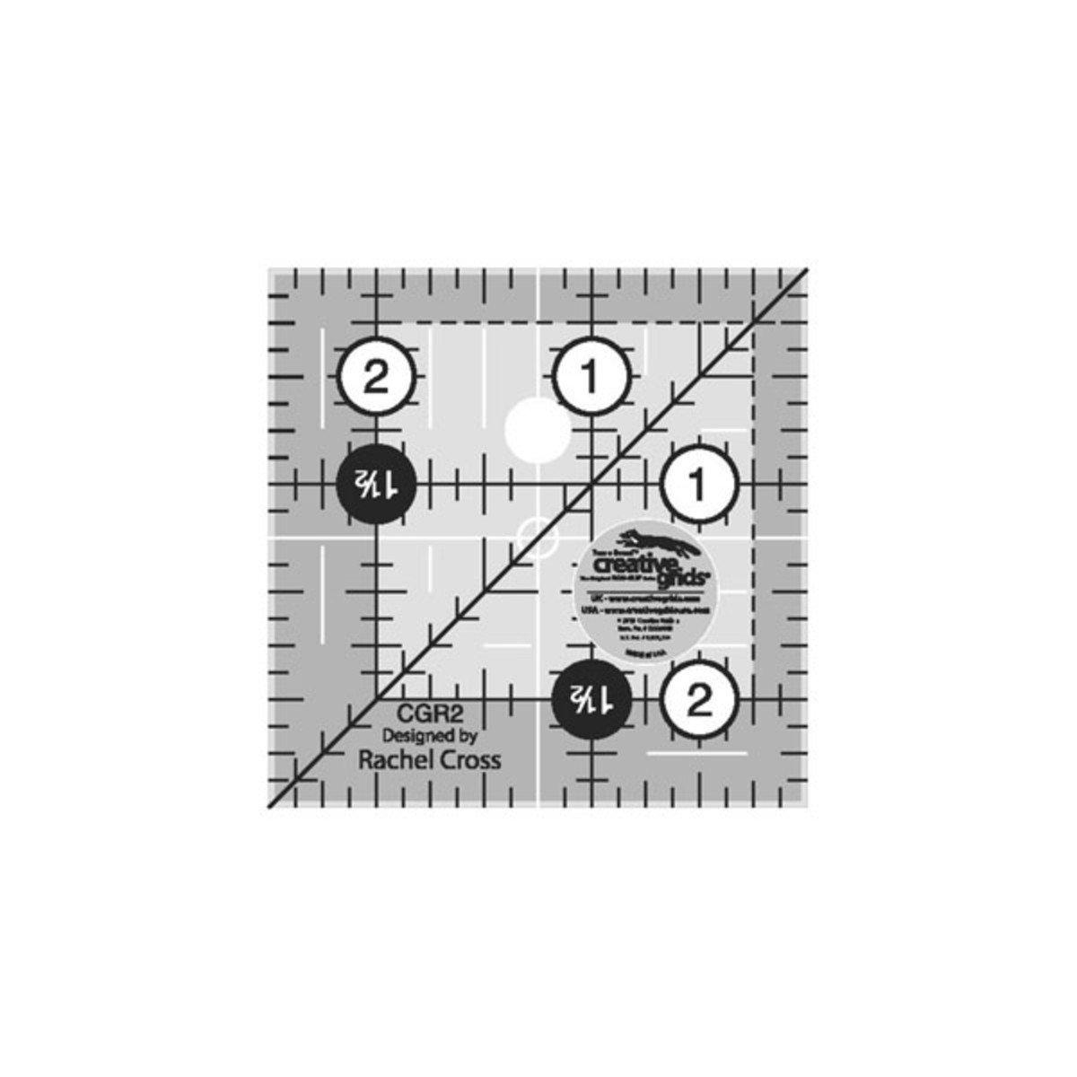 Creative Grids 2 1/2 X 2 1/2
