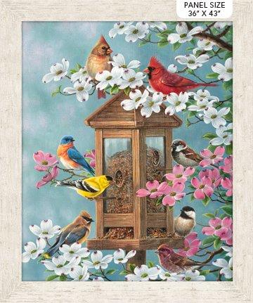 Joy of Spring Panel