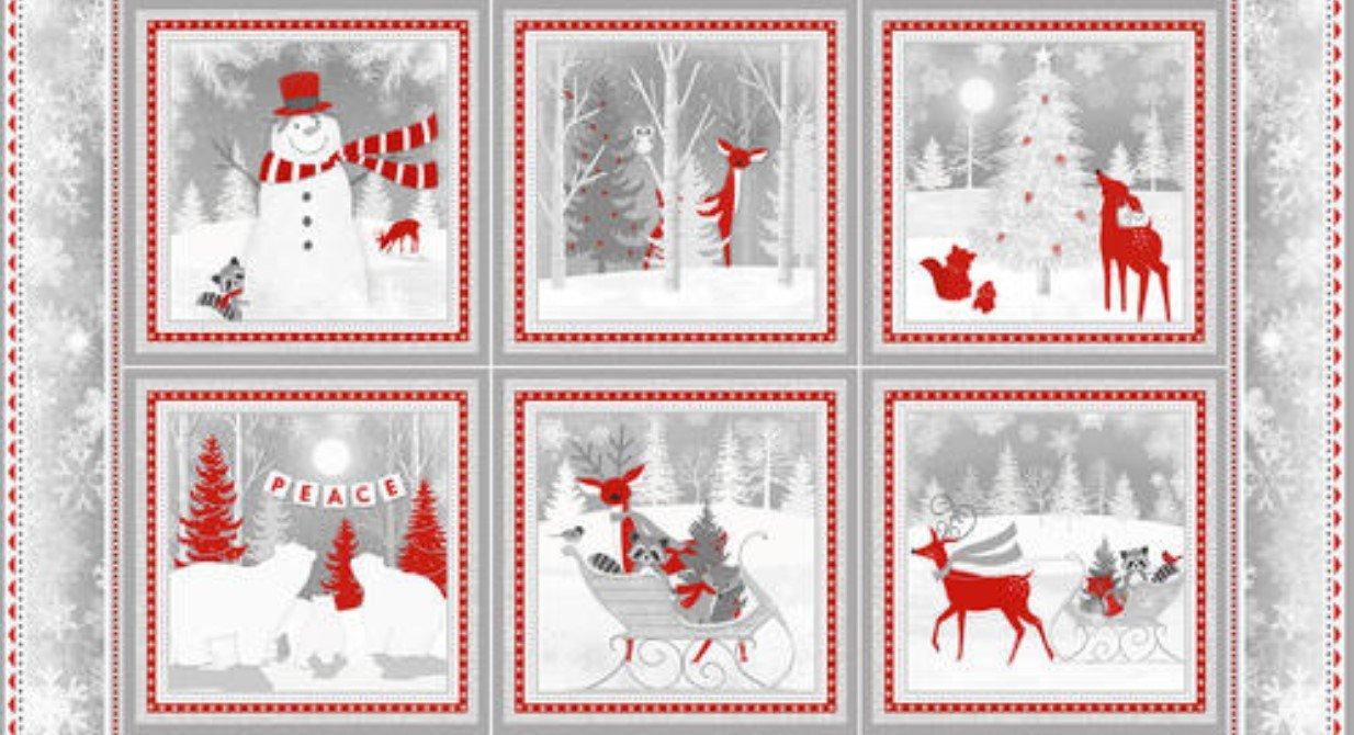 Winter Frost Flannel