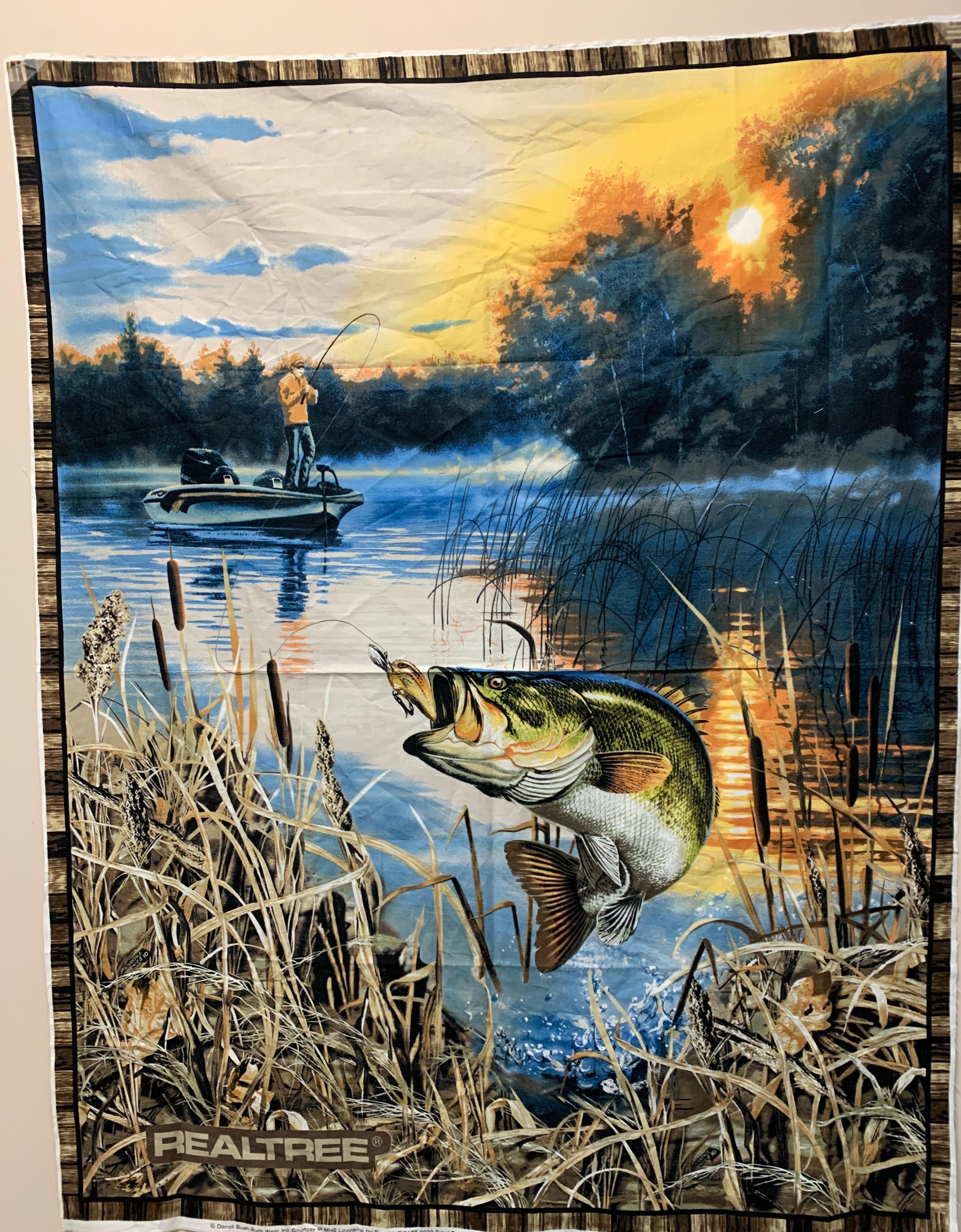 009 - Fishing Bass