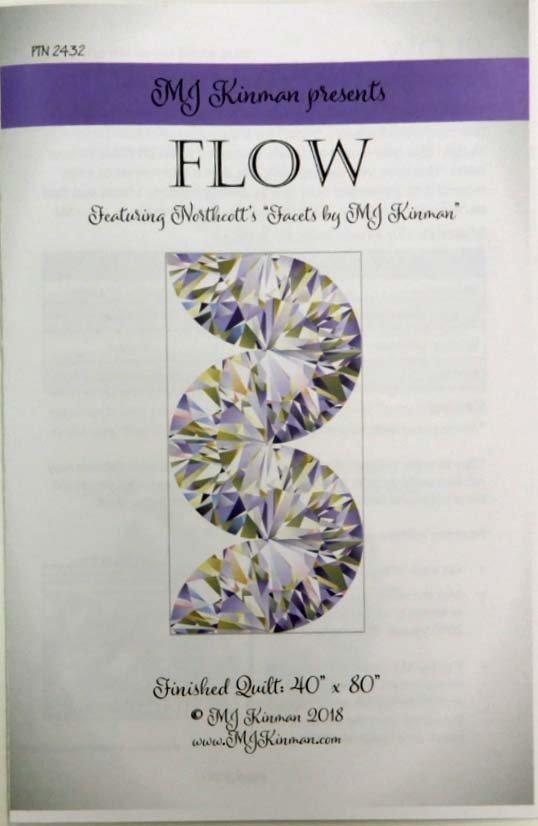 MJ Kinman - Flow Quilt