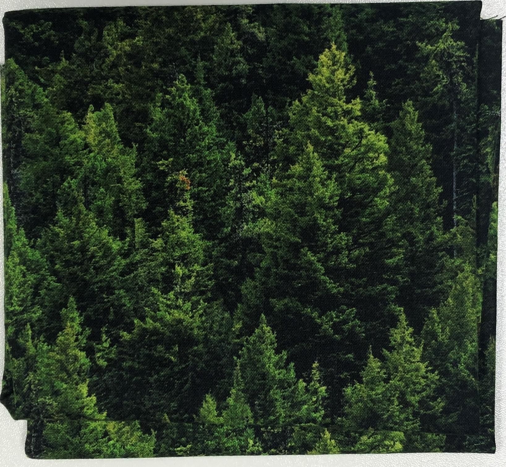 Pinewood Forest - Fat Quarters 20x22 - FQ006