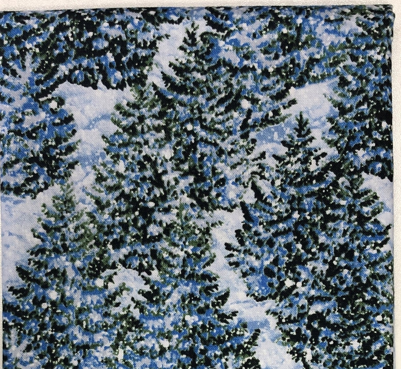 Winter Pines - Fat Quarters 20x22 - FQ008