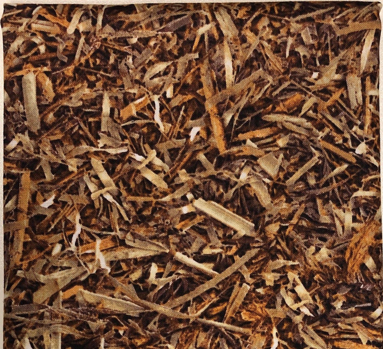 Straw Floor - Fat Quarters 20x22 - FQ009
