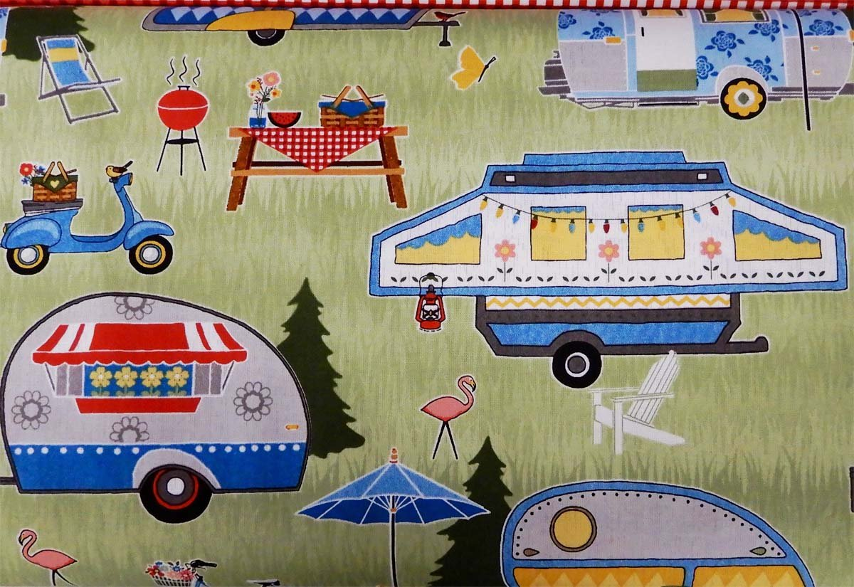 Let's Go Glamping- Trailers
