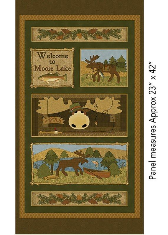 Moose Lake Panel - 5090