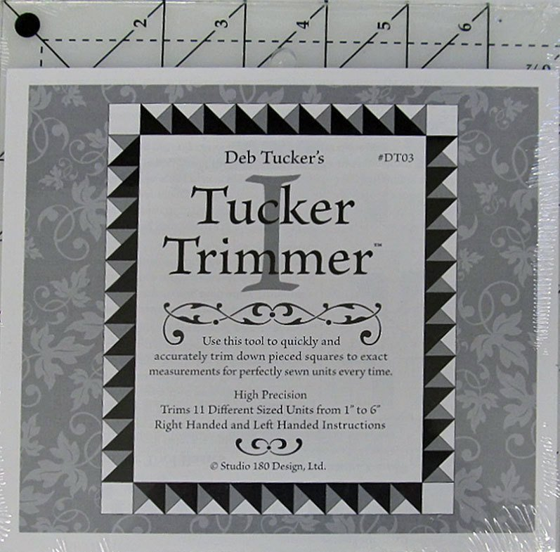 Deb Tucker's Tucker Trimmer: DT03 1 - 6