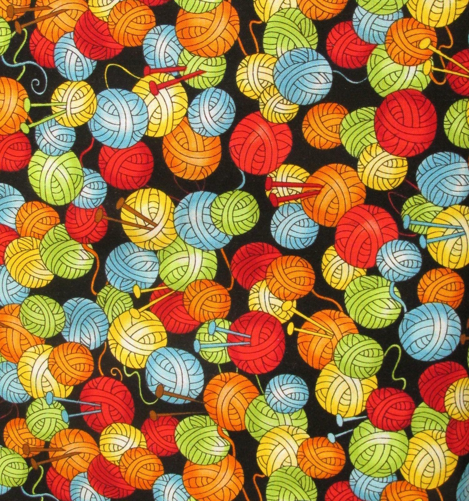 Knit Happy Yarn Balls